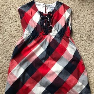Hartstrings red, white and blue dress